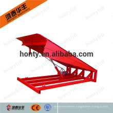6t Special offer OEM support HONTY DCQ loading dock ramp leveler